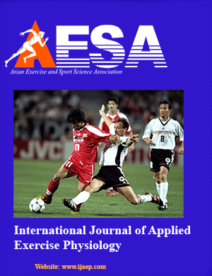 International Journal of Applied Exercise Physiology